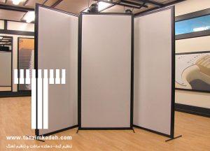 انواع اتاق آکوستیک تنظیم کده