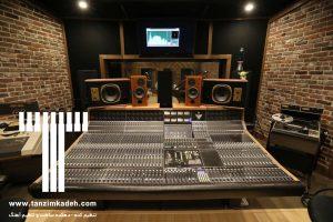 طراحی صدا چیست تنظیم کده