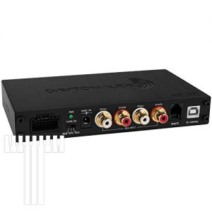 پردازنده سیگنال دیجیتال تنظیم کده